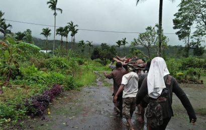 Kronologi Bencana Siklon Seroja di Jemaat GMIT Rehobot Maleipea-Alor
