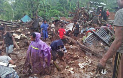Siklon Tropis dan Seroja Porak-porandakan NTT, MS GMIT Desak Pemerintah Segera Tetapkan Status Darurat Bencana