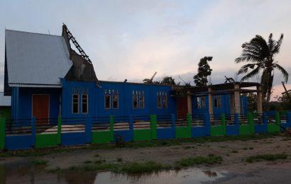 Daftar Posko GMIT Untuk Tanggap Bencana Siklon Seroja