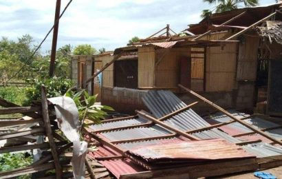 Laporan Situasi (Sitrep) Siklon Seroja di Wilayah GMIT