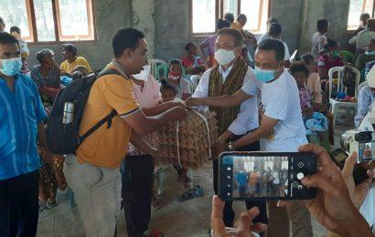 Ketua Umum PGI Kunjungi Wilayah Terdampak Bencana Siklon di NTT