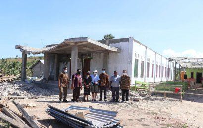 Laporan Situasi (Sitrep) Bencana Siklon Seroja di Wilayah GMIT #5; 15-16 April 2021