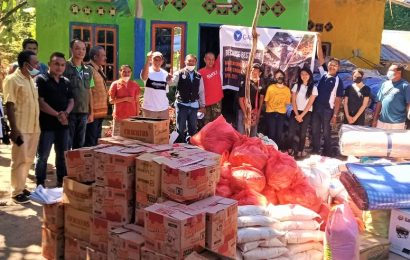 GMIT's Synod Emergency Response Post Sends Aid to Rote, Semau and Mollo