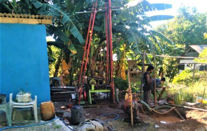 Gereja Kristus Tuhan (GKT) Bantu Sumur Bor di Tamalabang dan Nailang-Alor