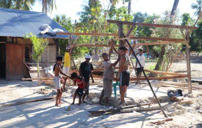 Laporan Situasi (Sitrep) Bencana Siklon Seroja di Wilayah GMIT #12; 21-28 Mei 2021