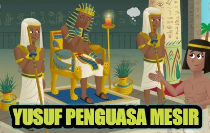 Dari Penjara Ke Istana: Dari GMIT untuk Indonesia dan Dunia (Kejadian 41: 46-57)- Pdt. Gusti Menoh
