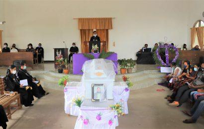 Pdt. Emr. Abner Soleman Wabang Tutup Usia