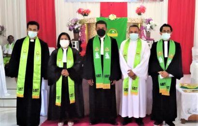Tabis 7 Pendeta, Total Pendeta GMIT 1.474 Orang