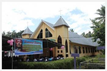 Pentahbisan Gedung Kebaktian – Jemaat Betesda Oeteta Kupang Timur