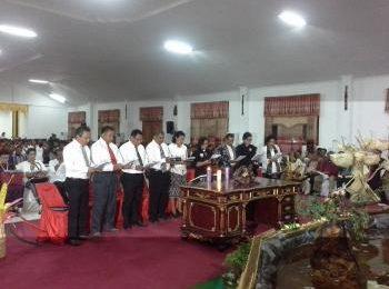Srikandi GMIT, Pemegang Tongkat Musa – Perhadapan MS 2015-2019