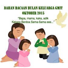 Bahan Bacaan Oktober 2015 – Bulan Keluarga GMIT 2015