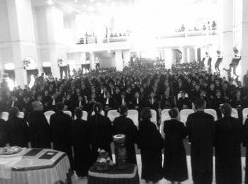 Pentahbisan 211 Pendeta GMIT