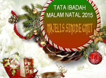Tata Ibadah Natal – Hidup bersama sebagai keluarga Allah