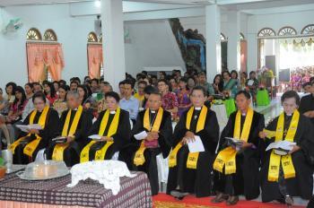 Emeritasi pendeta GMIT – Dimulainya estafet pelayanan baru
