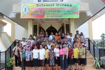 Studi Pengembangan Pelayanan Pendeta Bagi KMK, BPP dan UPP Lingkup Sinode