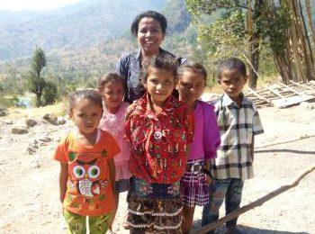 Banyak Yang Peduli Pendidikan di GMIT – PAUD Imanuel Nenas