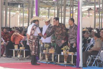 Pembukaan Sidang Sinode XXXIII tahun 2015