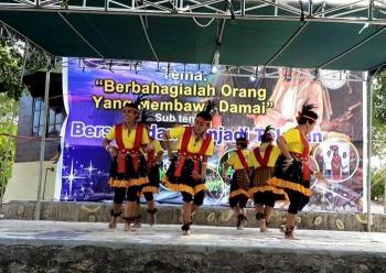 Jambore Perempuan Klasis Kota Kupang