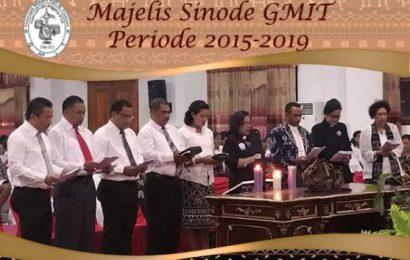 Selamat melayani Majelis Sinode 2015-2019