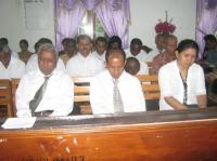 Perhadapan Panitia – Emeritasi Kolektif Pendeta GMIT