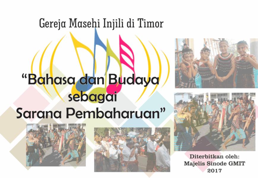 Panduan Pujian Bahan Bulan Bahasa & Budaya GMIT 2017