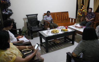 MS-GMIT DAN TNI-AU BANGUN DIALOG TERKAIT SENGKETA TANAH ULAYAT LANUD EL-TARI KUPANG