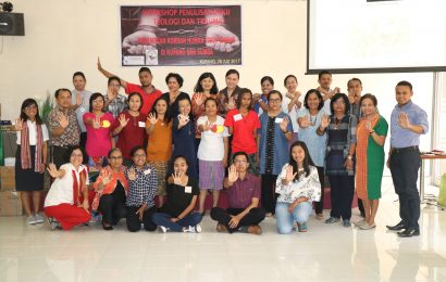 WORKSHOP PENULISAN NARASI TEOLOGI DAN TRAUMA