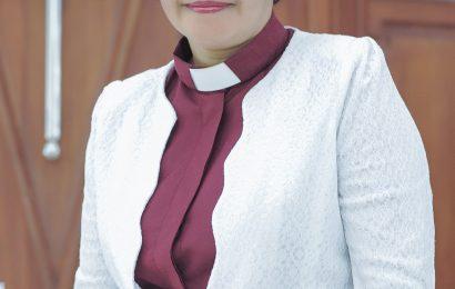 PDT. DR. MERY KOLIMON RAIH PENGHARGAAN INTERNASIONAL SYLVIA MICHEL PRIZE