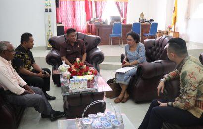 Pemda Kabupaten Kupang libatkan GMIT Tanda Tangani MoU dengan Investor Industri Garam