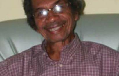 Pdt. (Emeritus) Yes Sabuna Tutup Usia