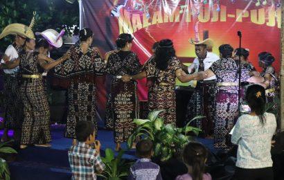 Sambut Paskah, Jemaat GMIT Galed Kelapa Lima Gelar Malam Pujian dan Pentas Budaya