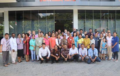 Catatan Harian Konferensi Teologi Internasional Gereja-Gereja Mitra Global Ministries di Asia Selatan (bagian I)