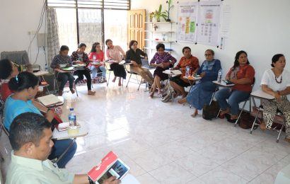 Rumah Harapan GMIT Gelar Workshop Mekanisme Pendampingan Korban TPPO