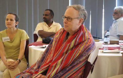 JIM MOOS: Selama Kejahatan Perdagangan Orang dibiarkan, Korban Terus Berjatuhan
