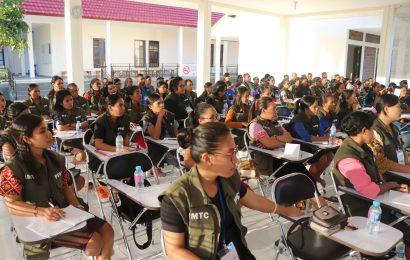 90 Vikaris GMIT Ikut Pelatihan Pengembangan Swadaya Masyarakat