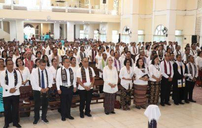 Panitia Sidang Sinode GMIT ke-34 Diperhadapkan