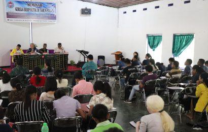 Seminar Gereja dan Politik