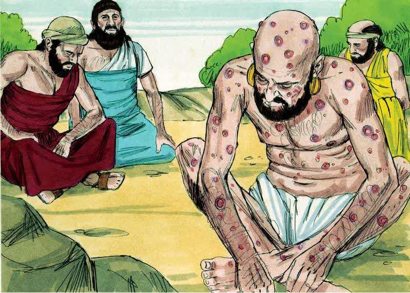 Pendalaman Alkitab Ayub 31 13 40 Sinode Gmit
