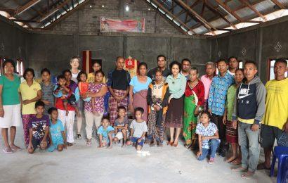 59 Korban Penggusuran Butuh Makanan dan Air Bersih