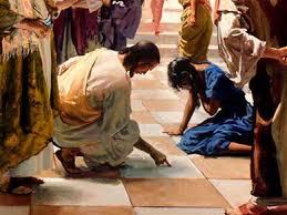Bahan Pendalaman Alkitab Yohanes 8:2-11*