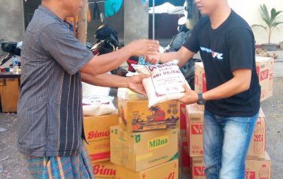 GMIT Bantu Korban Gempa Lombok