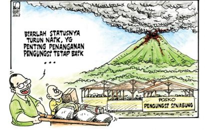 Bahan-Bahan Mitigasi Bencana