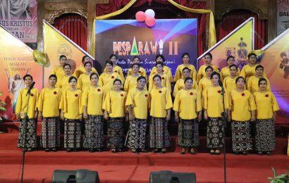Peserta Pesparawi Perempuan GMIT Menurun, KMK Kota Kupang Kecewa