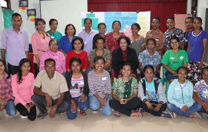 Rumah Harapan GMIT Adakan Lokalatih Cegah Perdagangan Orang