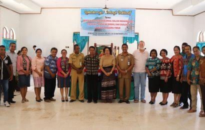 Lokakarya Teologi Inklusif di Sabu
