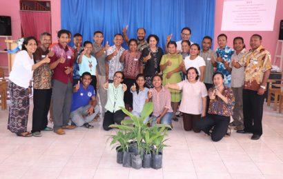 Cegah Perdagangan Orang, Rumah Harapan GMIT Latih Presbiter