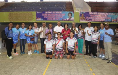 Open Tournament Volleyball Pemuda GMIT Cup II