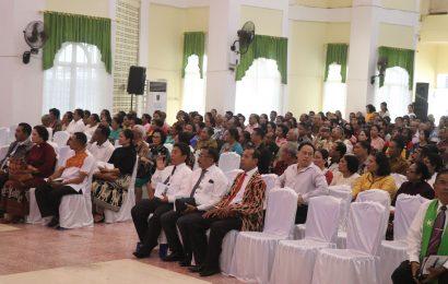 Komitmen Bangun SDM di NTT, Majelis Sinode GMIT Fokus Benahi Pendidikan