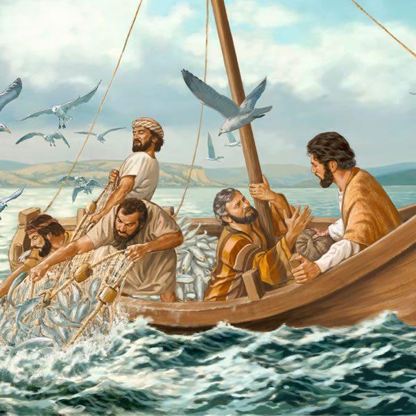 Tebarkanlah Jalamu di Tempat Yang Dalam (Lukas 5:1-11)