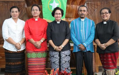 Suara Gembala Akhir Periode Majelis Sinode GMIT 2015-2019